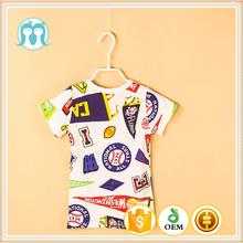 2015 100% cotton branded new children T shirt
