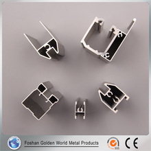 Five Star Quality Stainless Steel Color Aluminium Flush Doors