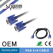 SIPU db9 to micro usb to vga audio mhl adapter cable s-video to vga cable