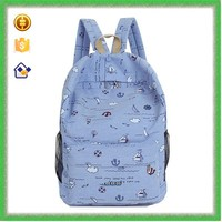 YTF-P-SJB002 Fashion Boating Design Women Bags New School Bag Backpack