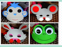 EVA foam animal mask for kids ,Wenzhou