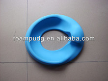 High quality and durable memory foam toilet seat