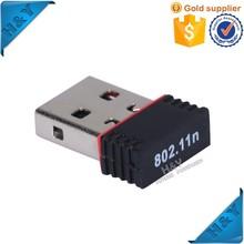 2015 New Mini 150M Wireless usb wifi Network Card WIFI USB Adapter for PC laptop