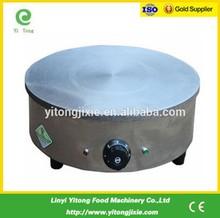 450mm Electric single pan crepe machine pancake pan/pancake maker machine