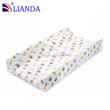 Customzied size suit for baby wedge baby changing mattress, waterproof baby changing cushion, wedge baby changing mattress