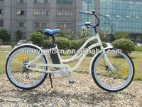 female electric chopper bicycles for sale