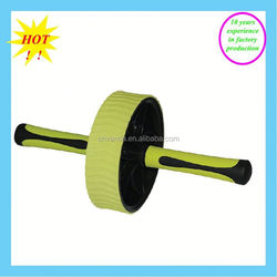 new coming small abdomina fitness ab roller exercise wheel for therapy