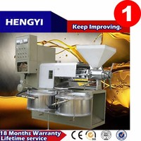 Factory price 316 stainless steel 18 months warranty cocoa bean oil press machine