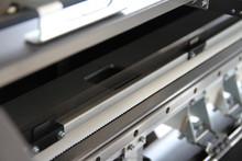 200sq.m/h High Speed Ricoh Printhead Dye Sublimation Textile Printer