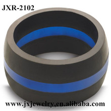 Top Selling Products In Alibaba 9mm Men Silicone Wedding Ring from jx jewelry