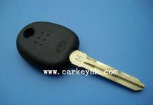 Cáscara de la llave transponder caso Hyundai, la llave del coche Hundai