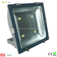 SMARTLED 400W auto light bulbs led outdoor flood light IP65 CE/ROHS 3 years warranty 45mil Bridgelux