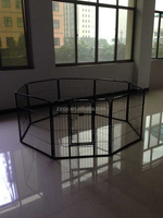 The cheapest temporary dog fence