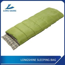Outdoor Waterproof Envelope Sleeping Bag For Spring And Summer china