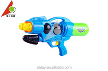 Super shooter double-barrelled mini revolver water gun for kids toy