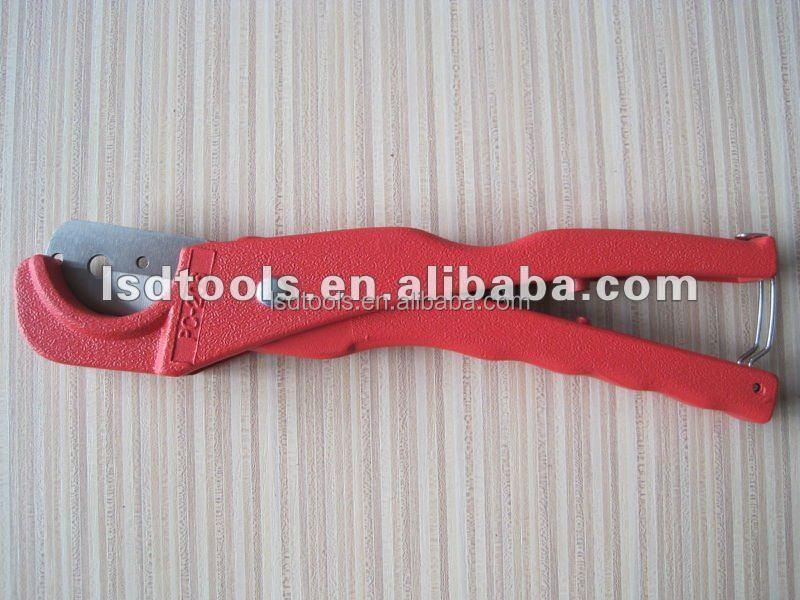 pc 303 pvc coupe tube outils de poign e coupe ciseaux. Black Bedroom Furniture Sets. Home Design Ideas