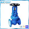 manual stainless steel rising stem gate valve