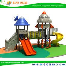 American children playground Backyard Wooden Playsets