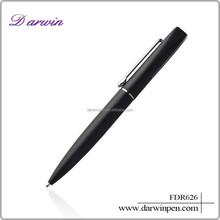 High quality white metal pen cheap metal syringe pen