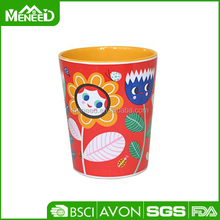 Cheaper melamine kids tumbler with excellent price,kids tumbler mug