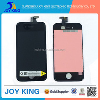 100 % full well Guarantee lcd assembly display for iphone 4s screen white or black china hot fast selling products