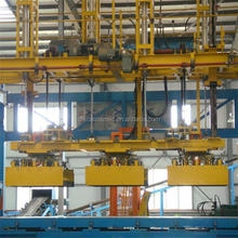 New technology automatic in clay brick production line with equipment to produce concrete block