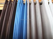 2015 design sheer curtain plain curtain
