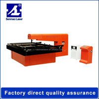 Factory Manufacture Precision Laser Cutting Machine For Balsa Wood