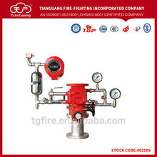 good quality wet alarm valve wet stem gate valve