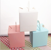 New Arrival ! Promotional Funny customized decorative cake boxes