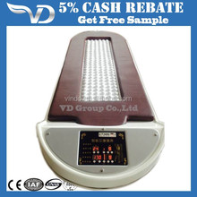 2015 Directly Factory Far Infrared Electric Warm Moxibustion Bed