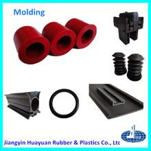 Jiangyin Huayuan ofrece EPDM, silicona, NR, NBR, Cr (neopreno) perfil de goma de EPDM
