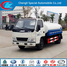 10000 liter water bowser truck, water tank truck made in china