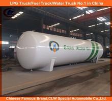 lpg storage vessels various size 50000liter above ground lpg storage tank 1.77Mpa lpg storage vessel