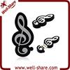 Cartoon musical instrument usb flash drive 4gb 8gb 16gb 32gb pen drive