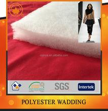 Alternatives plumes et duvet ouate polyester pour le vetement