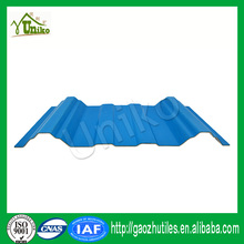 high quality pvc roof different types of roof tiles