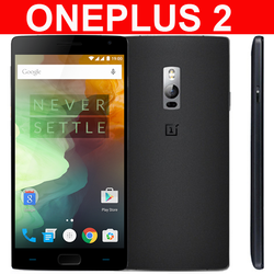 In Stock Original OnePlus Two 2 64GB One Plus Two 4G FDD LTE Mobile Phone Snapdragon810 2.7GHz Quad Core 5.5'' FHD 4GB RAM NFC