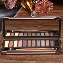 private label cheap wholesale branded matte color naked 1 2 3 makeup eyeshadow palette,glitter mineral makeup naked eyeshadow