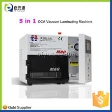 Cell phone repair kit 3 in 1 LCD Separator Frame & OCA Film Lamination 5 in 1 Vacuum Laminating machine for LCD Screen Assembly