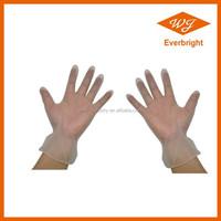 disposable powder free vinyl gloves examination for medical