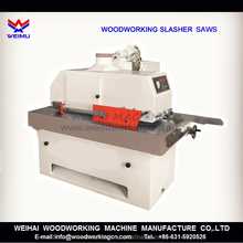 woodworking slasher table saw machine MJ143C