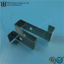 custom manufacture steel galvanized spring swivels