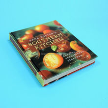 Offset print hot selling coloring hardcover book for cook