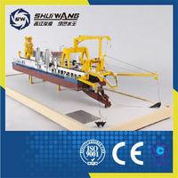 high power river dredger equipment/sand dredging/cutter suction dredge