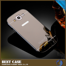 newest aluminium metal bumper for samsung galaxy s3 i9300 mirror phone case