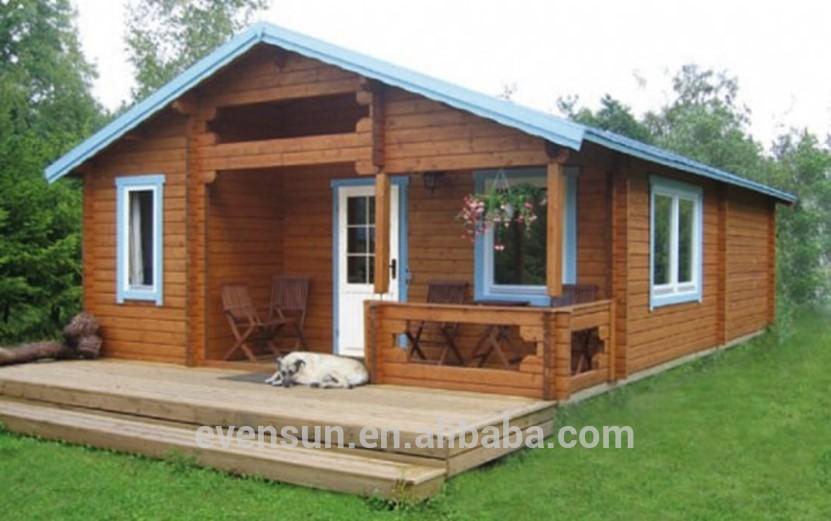 sólida y moderna casa de madera portátiles rumanía ...
