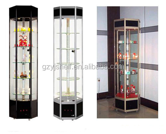 Lockable glass display cabinets living room showcase corner design buy glass showcase display - Glass showcase designs for living room ...