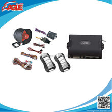 One way rolling code key Anti-theft car alarm wholesale for European countries