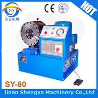 4 SP 2 inch hydraulic hose crimping machine
